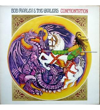 Bob Marley & The Wailers - Confrontation (LP, Album) mesvinyles.fr