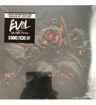 Future (4) - EVOL (LP, Album, Ltd, Red) mesvinyles.fr