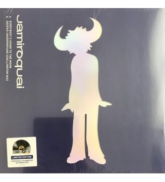 "Jamiroquai - Everybody's Going To The Moon  (12"", Ltd, Num, 180) mesvinyles.fr"