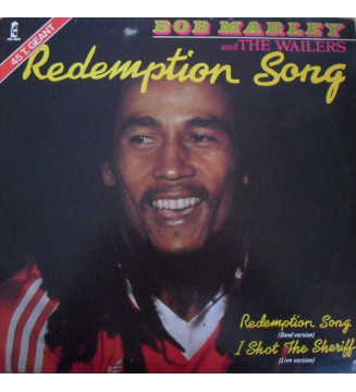 """Bob Marley & The Wailers - Redemption Song (12"""", 45 ) mesvinyles.fr"""