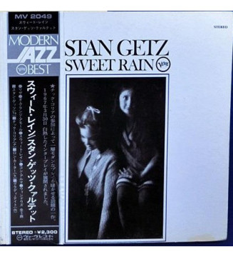Stan Getz - Sweet Rain (LP, Album, RE) mesvinyles.fr