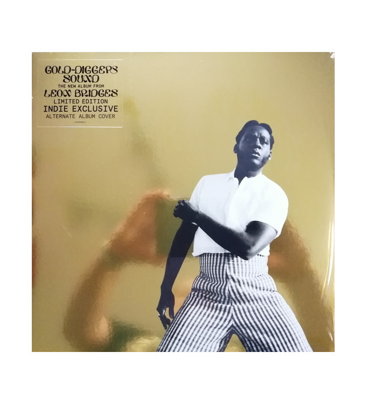 Leon Bridges - Gold-Diggers Sound (LP, Album, Ltd, Ind) mesvinyles.fr