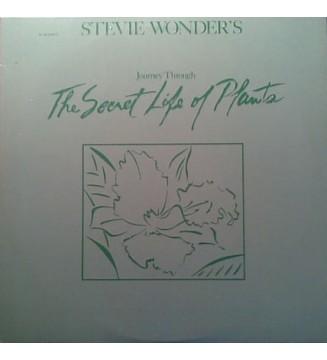 Stevie Wonder - Journey Through The Secret Life Of Plants (2xLP, Album,  Tr) mesvinyles.fr