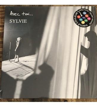 Sylvie Vartan - Avec Toi... (LP, Album, Ltd, Whi) mesvinyles.fr