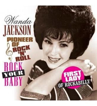 Wanda Jackson - Pioneer Of Rock'N'Roll (LP, Comp) mesvinyles.fr