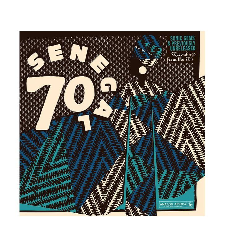 Various - Senegal 70 (2xLP, Comp) mesvinyles.fr