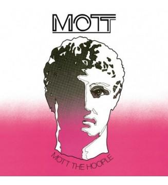 Mott The Hoople - Mott (LP, Album, RE) mesvinyles.fr