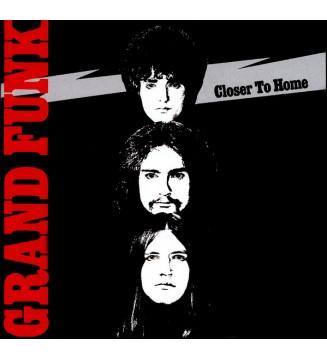 Grand Funk Railroad - Closer To Home (LP, Album, RE, 180) mesvinyles.fr