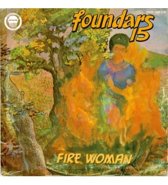 Foundars 15 Rock Group* - Fire Woman (LP, Album, RE) mesvinyles.fr