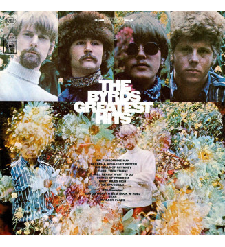 The Byrds - The Byrds' Greatest Hits (LP, Comp, 180) mesvinyles.fr