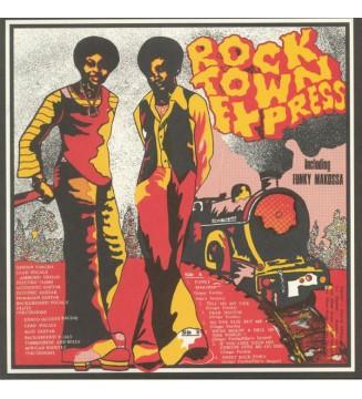 Rock Town Express - Rock Town Express (LP, Album, RE) mesvinyles.fr