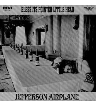 Jefferson Airplane - Bless Its Pointed Little Head (LP, Album, RE) mesvinyles.fr