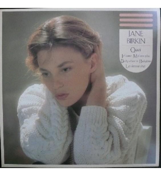 Jane Birkin - Quoi mesvinyles.fr