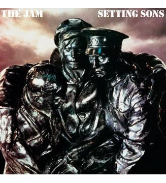 The Jam - Setting Sons (LP, Album, RE, 180) mesvinyles.fr