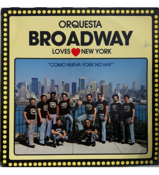 Orquesta Broadway - Loves...