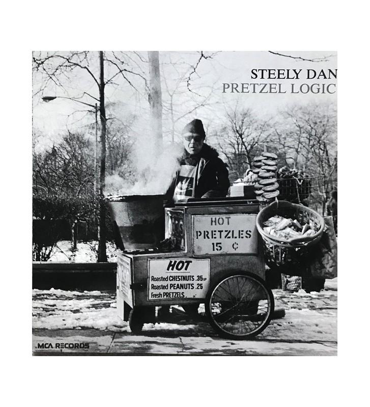 Steely Dan - Pretzel Logic (LP, Album, RE, Cin) mesvinyles.fr