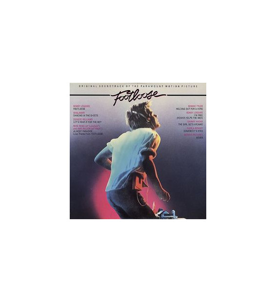 Footloose (Original Motion Picture Soundtrack) (LP, Album, RE) mesvinyles.fr