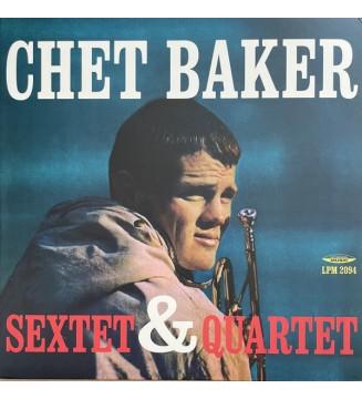 Chet Baker - Sextet & Quartet (LP, Album) new mesvinyles.fr