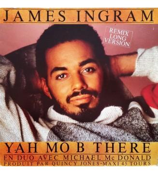 "James Ingram En Duo Avec Michael Mc Donald* - Yah Mo B There (12"", Maxi) mesvinyles.fr"