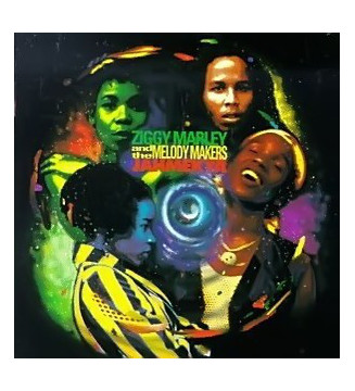 Ziggy Marley And The Melody Makers - Jahmekya (LP, Album)