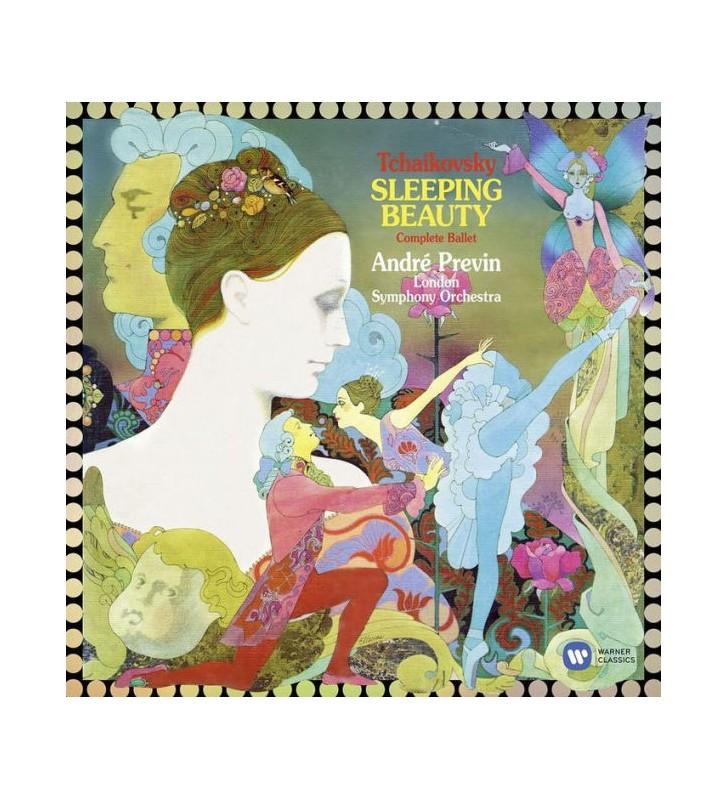 André Previn, London Symphony Orchestra*, Tchaikovsky* - Sleeping Beauty (Complete Ballet) (3xLP, Album + Box) mesvinyles.fr