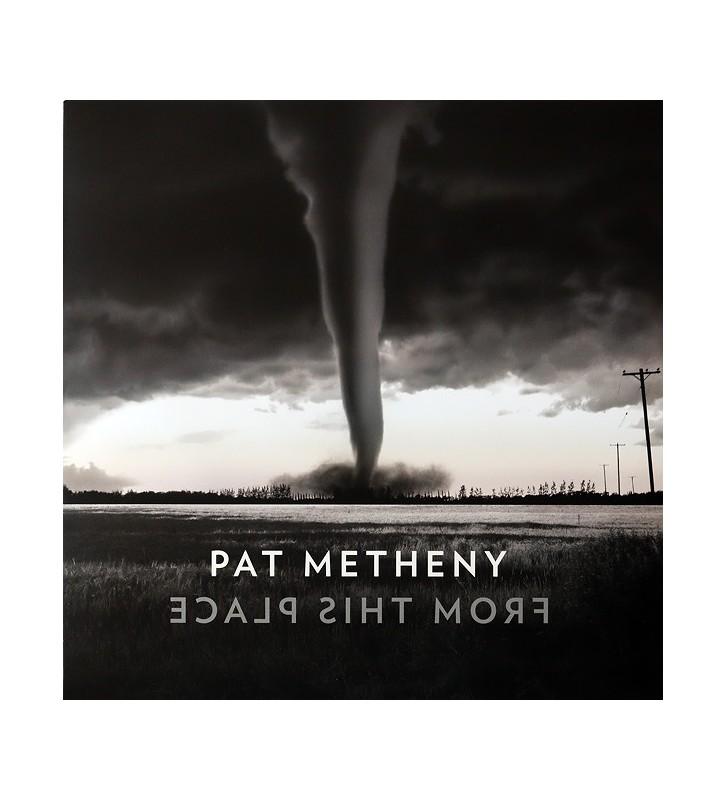Pat Metheny - From This Place (2xLP, Album) mesvinyles.fr