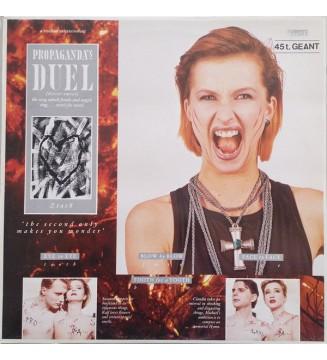 "Propaganda - Duel (12"", Maxi) mesvinyles.fr"