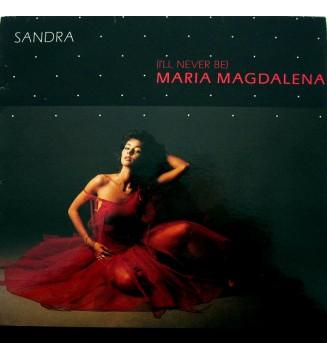 "Sandra - (I'll Never Be) Maria Magdalena (12"", Maxi) mesvinyles.fr"