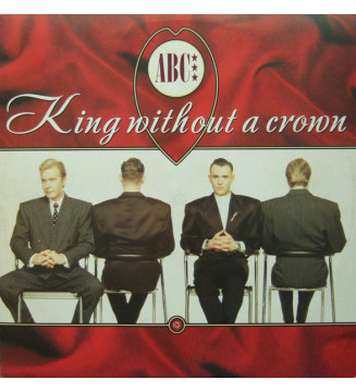 """ABC - King Without A Crown (12"""", EP) mesvinyles.fr"""