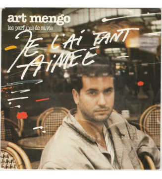 """Art Mengo - Les Parfums De Sa Vie (Je L'ai Tant Aimée) (7"""", Single) mesvinyles.fr"""