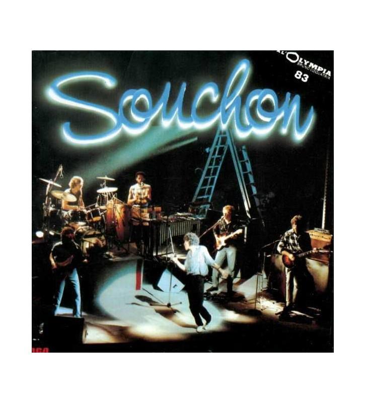 Alain Souchon - Olympia 1983 mesvinyles.fr