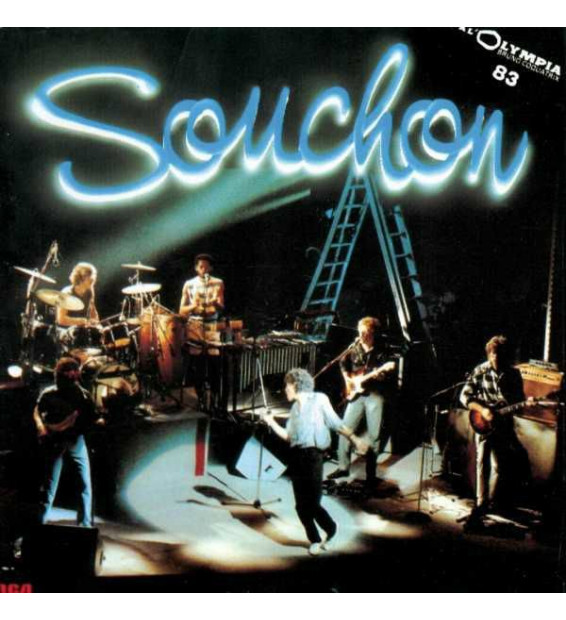 Alain Souchon - Olympia 1983
