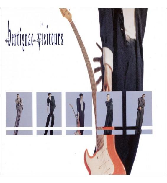 Louis Bertignac Et Les Visiteurs - Louis Bertignac & Les Visiteurs (LP, Album) mesvinyles.fr