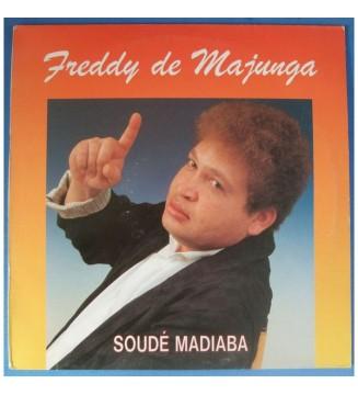 Freddy De Majunga - Soudé Madiaba (LP) mesvinyles.fr