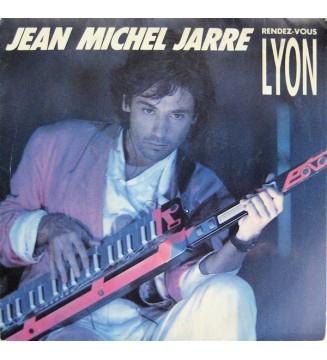 """Jean Michel Jarre* - Rendez-Vous Lyon (7"""", Single) mesvinyles.fr"""