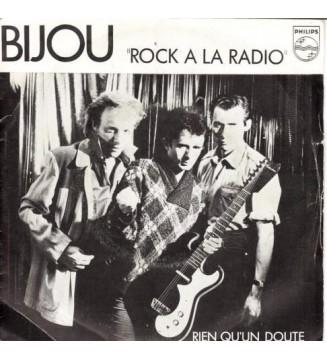 """Bijou (2) - Rock A La Radio (7"""", Single) mesvinyles.fr"""