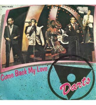 "Darts - Come Back My Love (7"", Single) mesvinyles.fr"