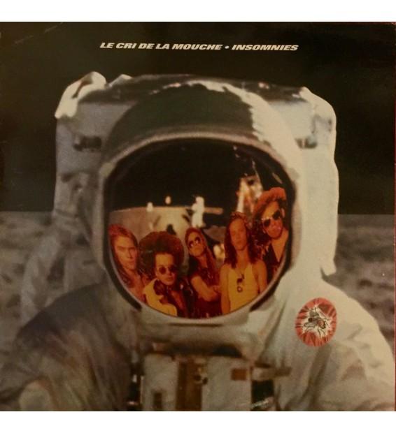 Le Cri De La Mouche - Insomnies (LP, Album) mesvinyles.fr