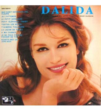 """Dalida - Dalida (10"""", Album, Ltd, Num, RE, RM) mesvinyles.fr"""