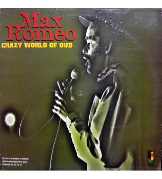 Max Romeo - Crazy World Of Dub (LP) mesvinyles.fr