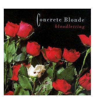 Concrete Blonde - Bloodletting (LP, Album) mesvinyles.fr