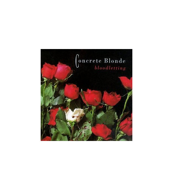 Concrete Blonde - Bloodletting (LP, Album)