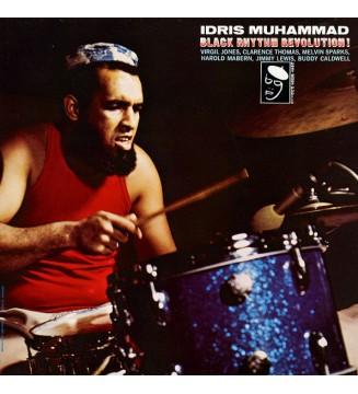 Idris Muhammad - Black Rhythm Revolution! (LP, Album, RE) mesvinyles.fr