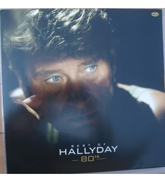 Johnny Hallyday - Best Of 80's (LP, Comp, 180) mesvinyles.fr