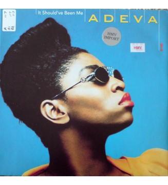 """Adeva - It Should've Been Me (12"""") mesvinyles.fr"""