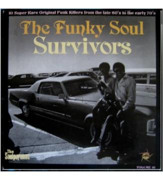 Various - The Funky Soul Survivors (LP, Comp, Unofficial) mesvinyles.fr