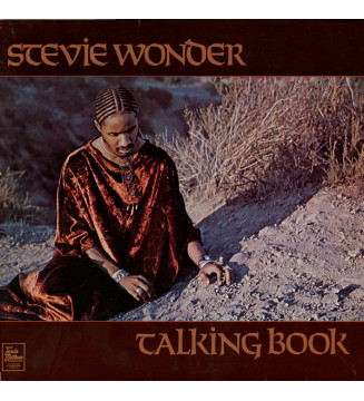 Stevie Wonder - Talking Book (LP, Album, RE, Gat) mesvinyles.fr
