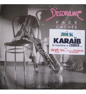 Dissonance (2) - Face Cachée (LP) mesvinyles.fr