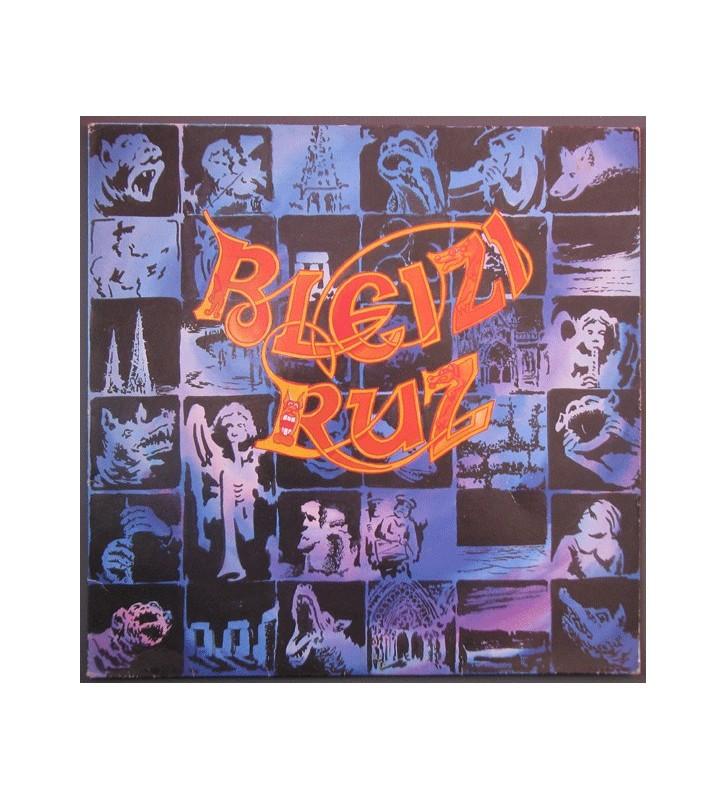 Bleizi Ruz - Bleizi Ruz (LP, Album) mesvinyles.fr