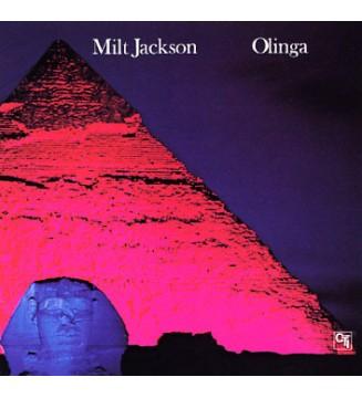 Milt Jackson - Olinga (LP, Album, Gat) mesvinyles.fr